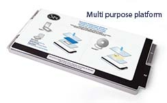 multi purpose platform