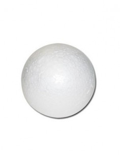 sfera polistirolo cm5