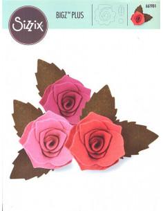 Sizzix Bigz Plus Die Rosa 3D