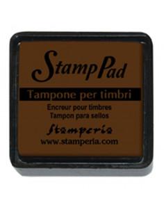 WKP03P Tampone pigmento piccolo marrone