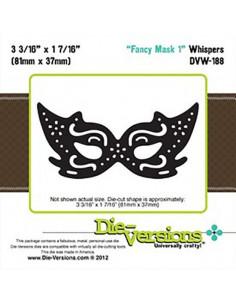 Die-Versions Whispers - Fancy Mask 1 DVW188
