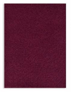 Feltro cm 50x70 mm3 Bordeaux