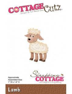 Fustella CottageCutz Lamb