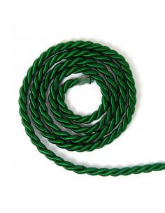 Cordoncino 3mm conf. 5mt Verde