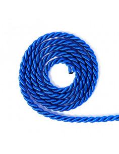 Cordoncino 3mm conf. 5mt Azzurro