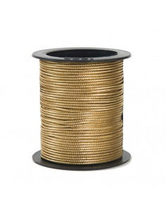 Cordoncino Lurex 0,6mm x 5mt Oro