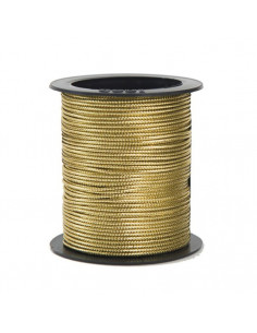 Cordoncino Lurex 1,2mm x 5mt Oro