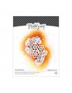 MODASCRAP FUSTELLA - FLOWER LACE 2 MSF1-043