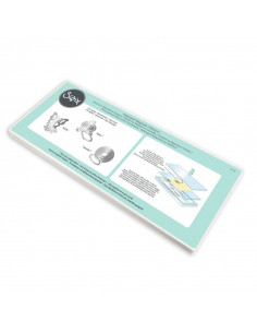 Sizzix Accessory - Extended Magnetic Platform for Wafer-Thin Dies 656780