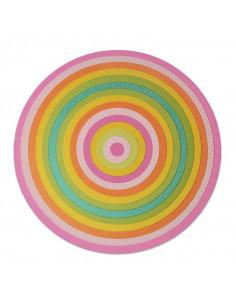 Sizzix Framelits Plus Die Set 15PK - Circles 660838