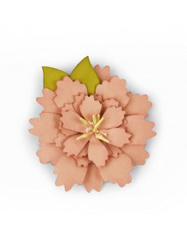 Fustella Sizzix Bigz - Wild Layered Flower 661735