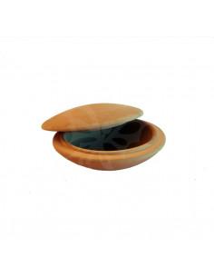 Scatolina bombata 9cm