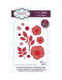 Fustella Christmas Rose CED3052