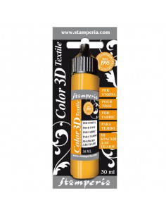 KE43J - Color 3D pen 30 ml. - perlato oro