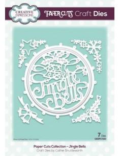 Fustella Jingle Bells CEDPC1022