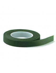 Nastro per Fioristi Verde 12mm x 27mt