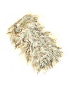 Finta Pelliccia Volpe Grigia cm.20x10
