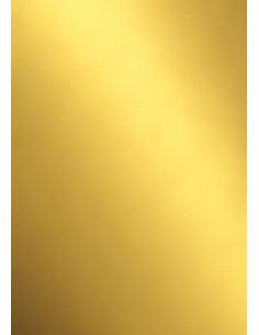 Cartoncino Heyda A4 300gr set 10fg. Oro Opaco