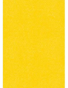 Set 10 fogli Cartoncino Heyda A4 220gr Giallo