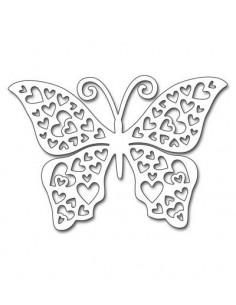 Fustella - Hearts Butterfly 51-297