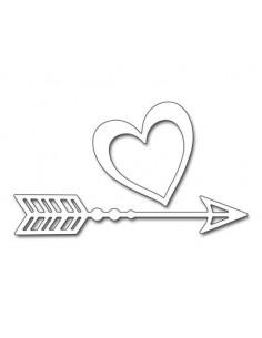 Fustella -Heart Dart 51-287