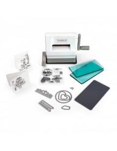 Nuova Sizzix Sidekick Starter Kit (White & Gray) 661770