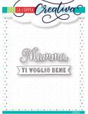 Fustella La Coppia Creativa Mamma 2 RI244