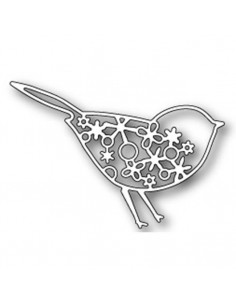 Fustella Memory Box - Elodee Bird MB99442