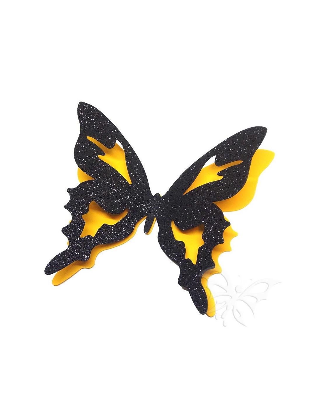 Fustella Per Feltro Movers Plus Farfalla Reale Df180201