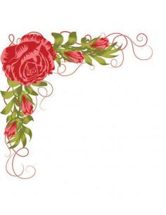 Set 3 Timbri - Roses Corner LCS008