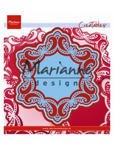 Fustella Marianne Design - Royal frame LR0530