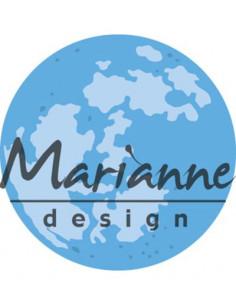 Fustella Marianne Design - Creatable Moon LR0500