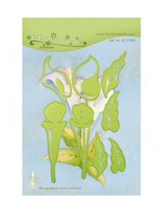 Fustella Multi die flower 10 Calla 451949
