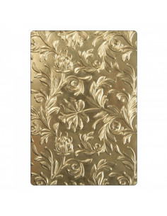 Libretto Embossing Sizzix 3-D - Botanical 662716