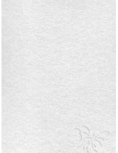 Feltro cm 50x70 mm3 Bianco