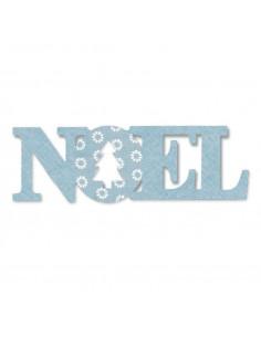 Fustella Sizzix Bigz - Noel 662973