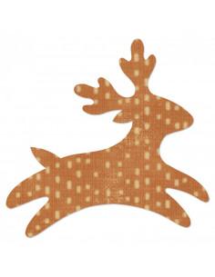 Fustella Sizzix Bigz - Reindeer n.3 659549