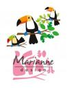 Fustella Marianne Design Collectables - Eline's Toucan COL1457