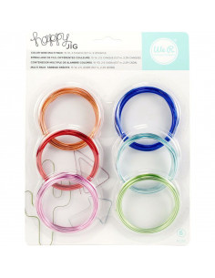 Happy Jig Color Wire We'R Memory Keepers 660278