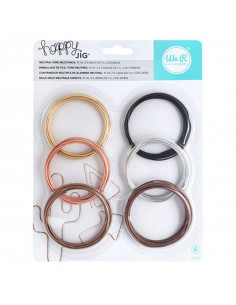 Happy Jig Color Wire We'R Memory Keepers 660266