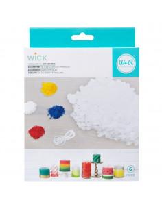 We R We R Wick Candle Wax & Wick Bundle 660477