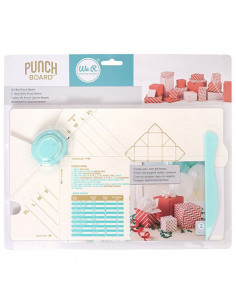 We R Gift Box Punch Board 71334