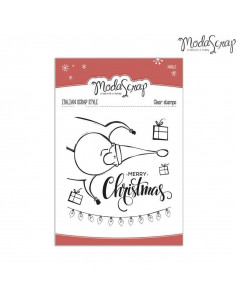 Clear Stamps MSTC3-016 - Natale