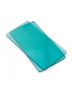 Sizzix Sidekick Accessory - Cutting Pads, 1 Pair (Aqua) 661769