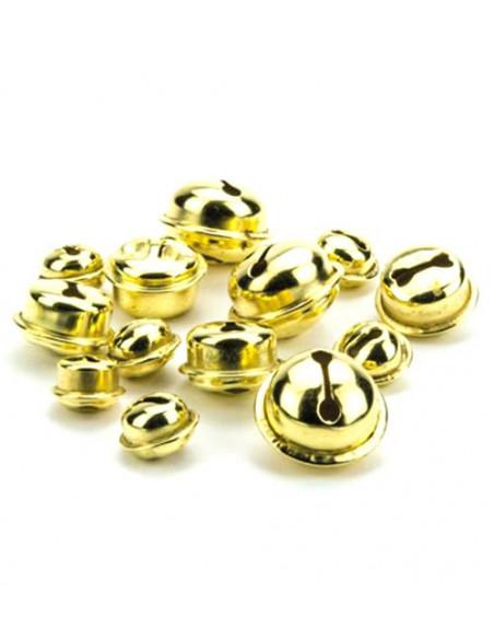 Set 110 Sonagli Oro assortiti