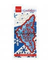 Fustella Marianne Design Creatables - Snowflakes corner LR0497