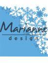 Marianne Design Cutting Die Creatables - Snowflakes corner LR0497
