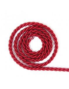 Cordoncino 3mm conf. 5mt Rosso