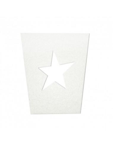 Tassello STELLA per Fustella Lanterna XL