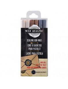 Cera stick Perla-Oro-Argento per Pistola a caldo